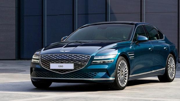 Hyundai bringt Edelmarke Genesis in Europa in Position