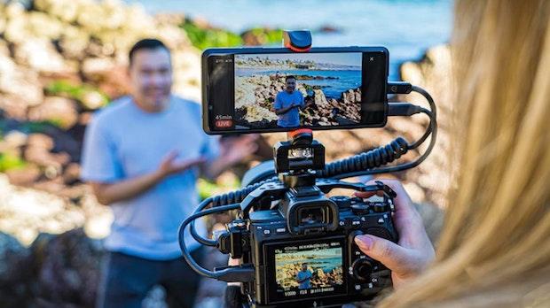 Teuer, teurer, Xperia Pro: Sony bringt Content-Creator-Smartphone für 2.500 Euro nach Europa