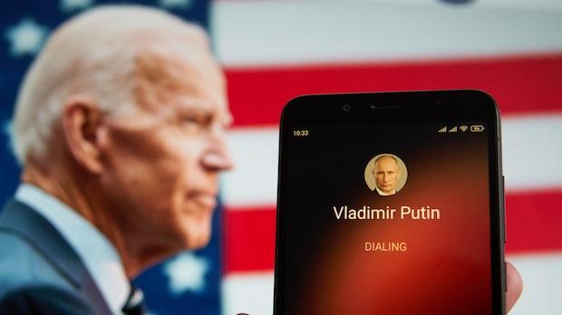 Cyberattacken aus Russland: Biden nimmt sich Putin zur Brust
