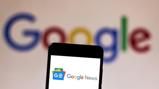 Drittes Verfahren gegen Google: Kartellamt untersucht Google News