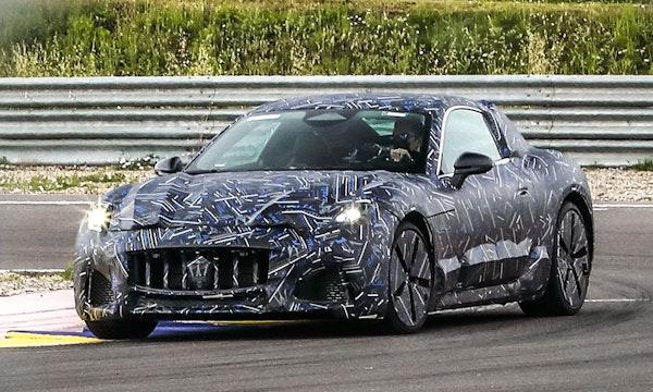 Maserati goes Elektro: Der Gran Turismo soll voll elektrisch fahren