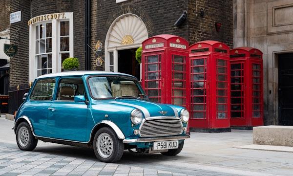 Londoner Firma bietet Minis von 1993 jetzt elektrisch an