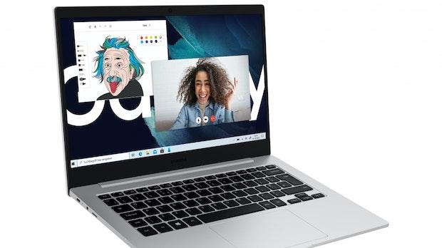 Galaxy Book Go: Samsung stellt Einsteiger-Notebooks mit Snapdragon-Chips vor