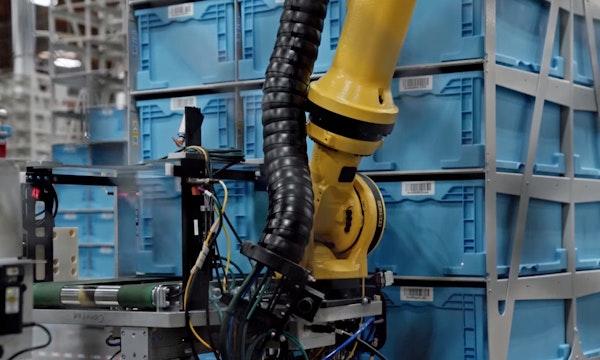 Ernie und Bert: Amazon testet neue Hilfsroboter in Versandzentren