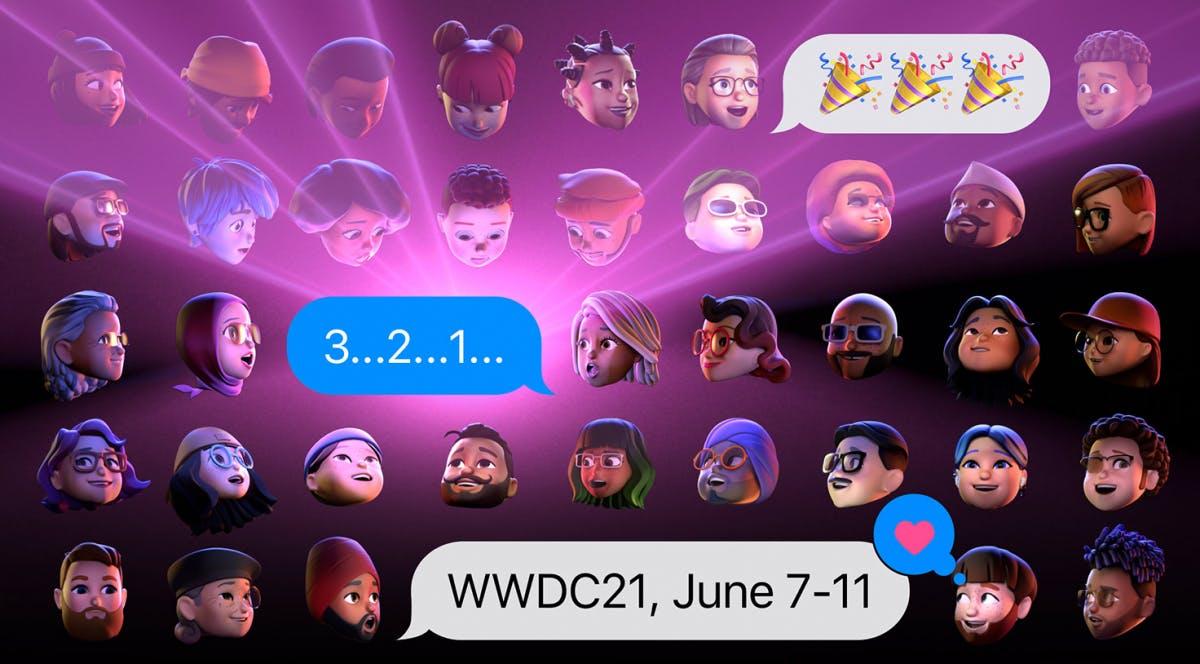 WWDC 2021: So verfolgt ihr das Apple-Event im Livestream