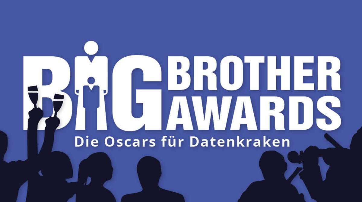 """Big Brother Awards 2021: """"Oscar for data octopuses"""" goes to Doctolib and the EU Commission"""