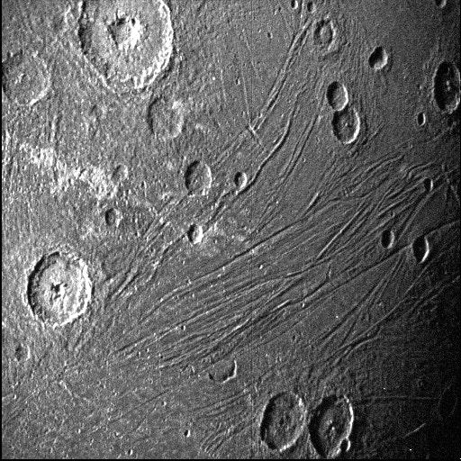 Juno Ganymede Jupiter