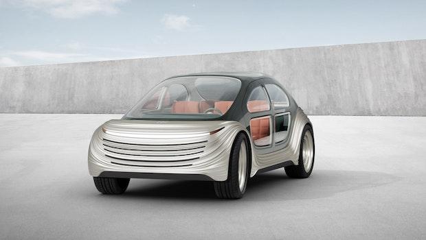 IM Motors will den Airo ab 2023 produzieren. (Bild: Heatherwick)