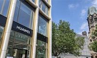 Huaweis erster deutscher Flagship-Store ist jetzt offen für alle