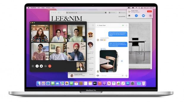 macOS 12: Einige der neuen Monterey-Features nicht für Intel-Macs